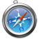 Apple Safari 6+ for Windows and Mac